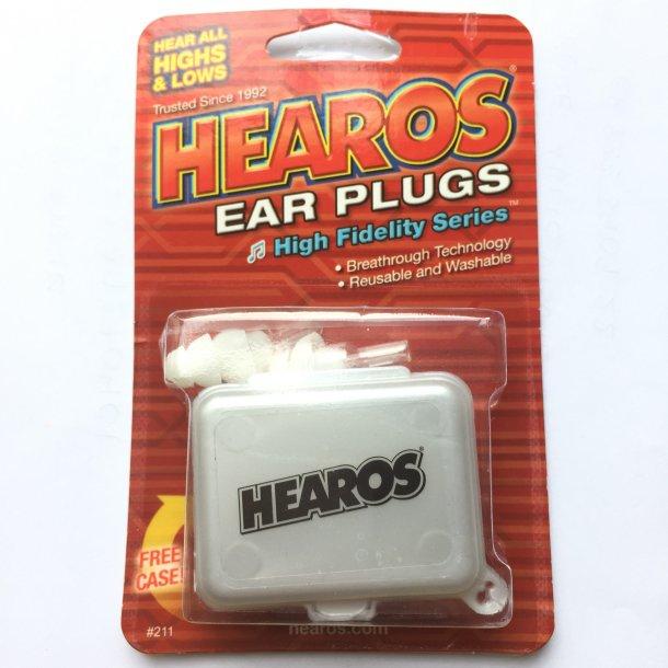 HEAROS Ear Plugs -